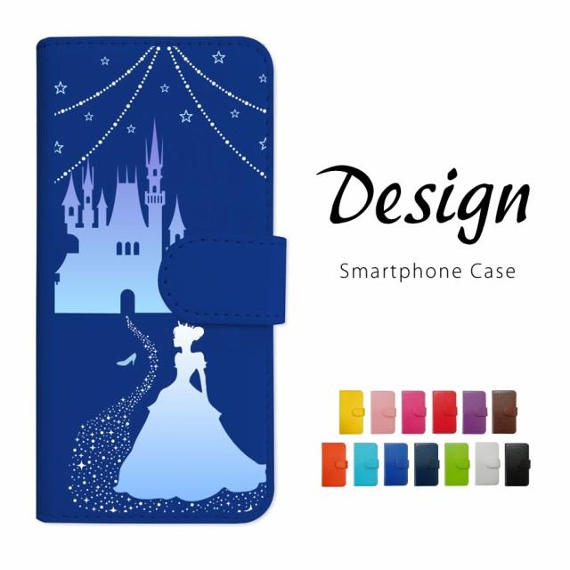 Galaxy Note20 Ultra 5G SC-53A SCG06 ギャラクシーノート20ウルトラ スマホケース おしゃれ かわいい 手帳型ケース カバー シンデレラ(