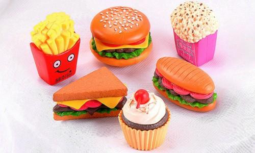 ハンバーガー フライドポテト カップケーキ ポップコン テラリウムフィギュア スノードーム ハーバリウム コケリウム イベント