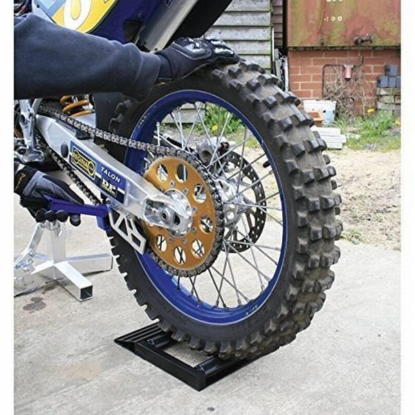 バイク用 ローラースタンド 作業スタンド バイクメンテナンススタンド タイヤ スタンド ジャッキアップ不要 車載アクセサリー