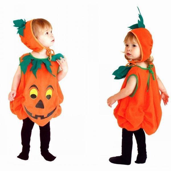 ハロウィン衣装 子供 かぼちゃ コスプレ 幼児園 園児 子とも 変装 Halloween 可愛い 舞台 キッズ kids   ハロウィン ハロウィーン コスチ