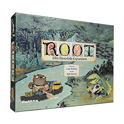ボードゲーム Root - Riverfolk Expansion 輸入版 日本語説明書なし