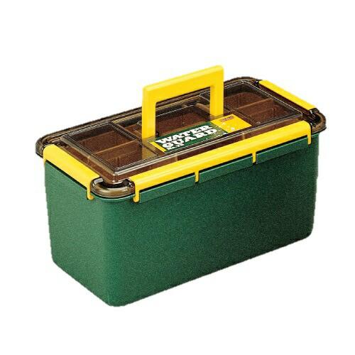General MEIHO ウォーターガード No.72(グリーン) 明邦化学(メイホー) 日本製 ツールボックス 工具箱 防滴仕様