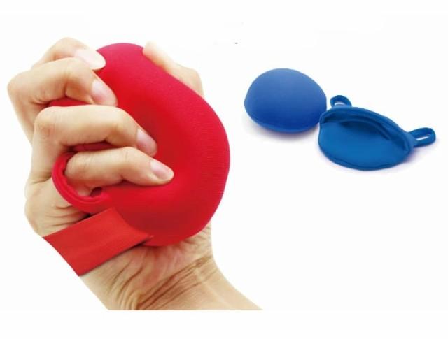 癒しの触感クッション (カバー付・1個) MOGU [床ずれ 防止 手の平 握る a-w]【代金引換不可】