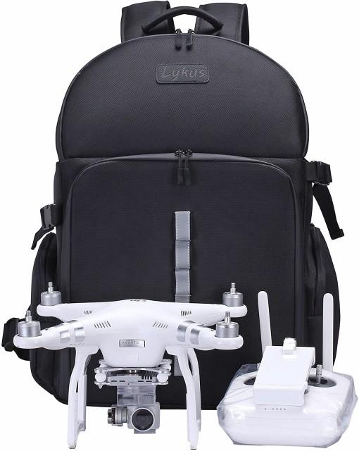 DJI Phantom 4/ 4 Pro Phantom 3 防撥水バックパック 旅行用リュックサック 機内持ち込み可 超軽量お洒落