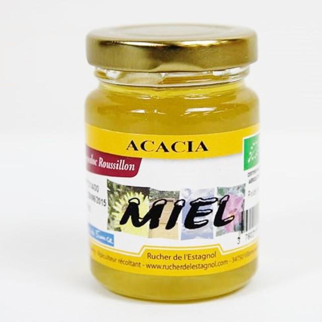 生蜂蜜 フランス産 オーガニック 125g 9種類お買い得セット
