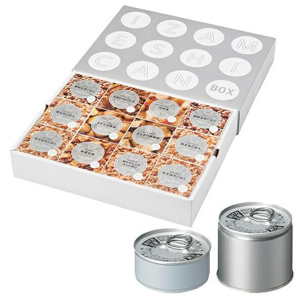 ローリングストック 備蓄 数量限定 IZAMESHI イザメシ CAN BOX 12缶セット 652466 【のし包装可】_
