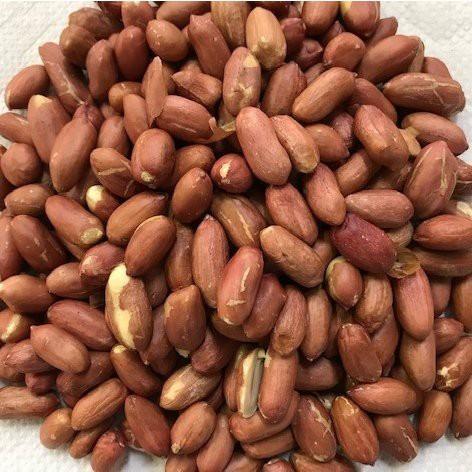 皮付きピーナッツ 落花生 1kg 塩つき 中国産