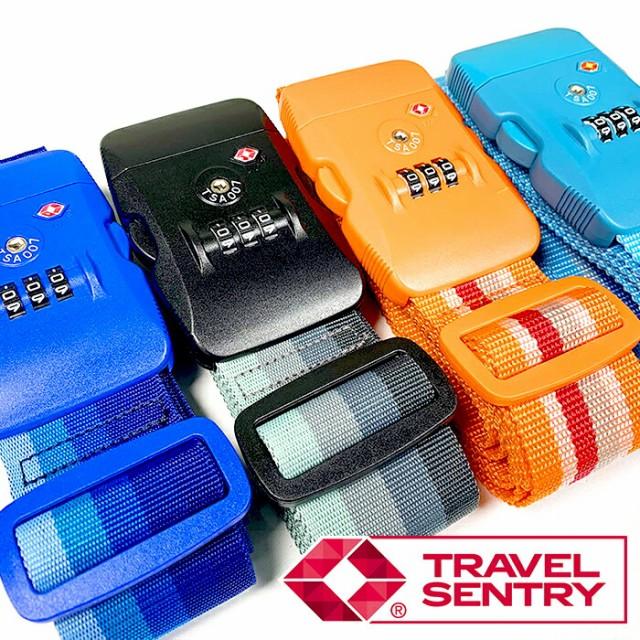 TSAロック スーツケースベルト TSAロック搭載のワンタッチスーツケースベルト TSAロックベルト カラフル シンプル スーツケースと同