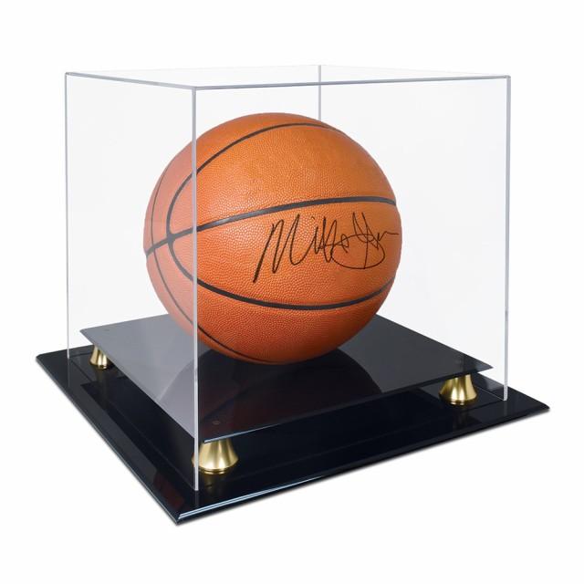 ウルトラプロ (Ultra Pro) バスケットボールケース ライザー (#84951)   Basketball Riser Display