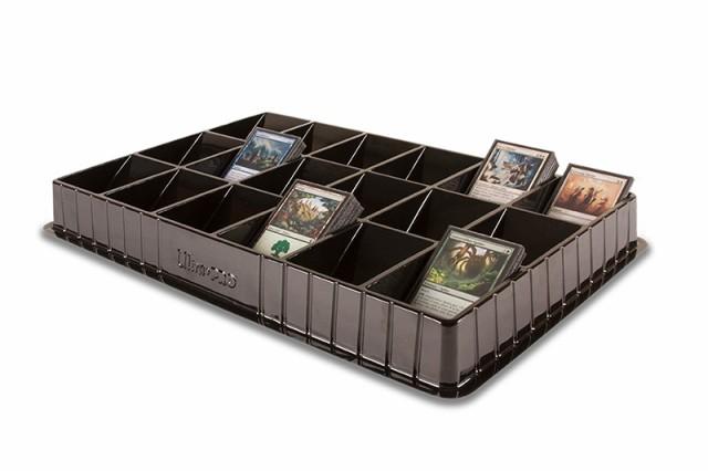 ウルトラプロ (Ultra Pro) カード仕分け用トレイ(#84435) / Card Sorting Tray 18 Slant