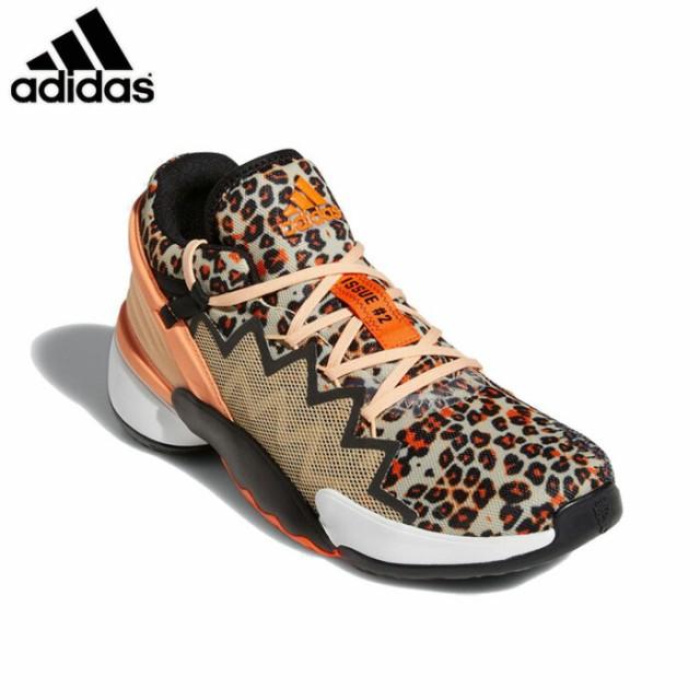 adidas/アディダス バスケットボール バスケットシューズ [fy0895 D.O.N. ISSUE2GCA] バッシュ_ドノバン・ミッシェル/2020FW 【ネコポス