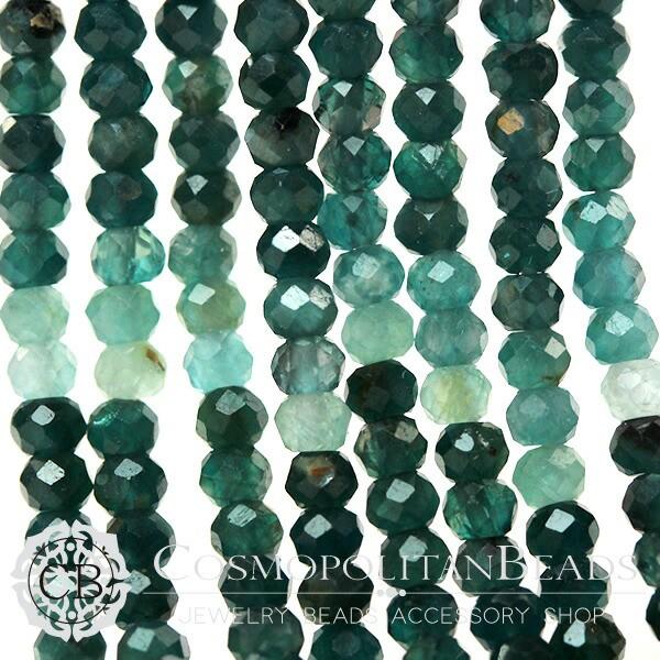 天然石グランディディエライト(ボタンカット)大きさ 約2.4×3mm穴径 約0.4〜0.5mm約65個 約16cm