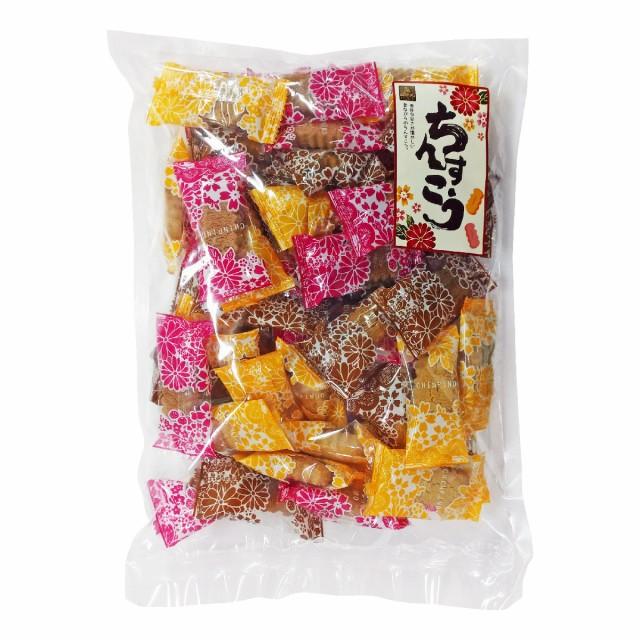 【レターパック 送料無料】訳あり ちんすこう 3種 約50個 プレーン 紅芋味 黒糖味 珍品堂