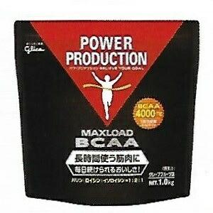 グリコ パワープロダクション マックスロード BCAA グレープフルーツ風味 無果汁 1kg
