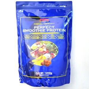 MPN パーフェクトスムージープロテイン キャラメルココナッツ バナナ 1 600g ホエイ 乳清 動物性たんぱく質 HMB DHA EPA カルシウム 鉄