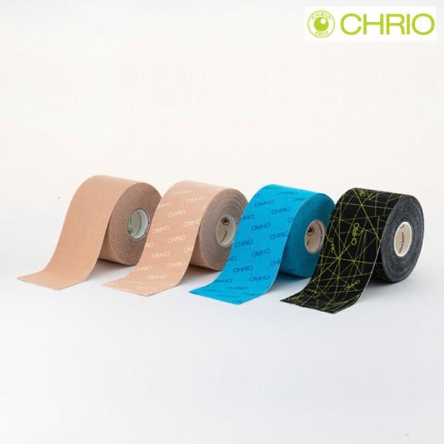 クリオ スポーツバランステープ 5cm幅 伸縮 弾力 キネシオテープ テーピングテープ TapingTape CHRIO