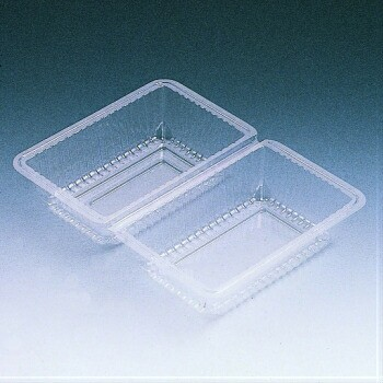フードパック K−390 100入 使い捨て 惣菜 持ち帰り 折蓋タイプ 食品容器 業務用