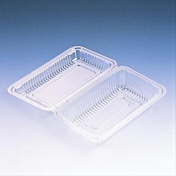 フードパック 中深 100入 使い捨て 惣菜 持ち帰り 折蓋タイプ 食品容器 業務用
