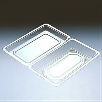 フードパック 特大(0.15) 100入 使い捨て 惣菜 持ち帰り 折蓋タイプ 食品容器 業務用