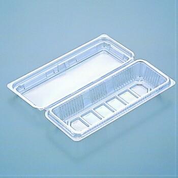 フードパック DH−5 50入 使い捨て 惣菜 持ち帰り 折蓋タイプ 食品容器 業務用
