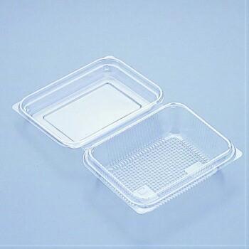 フードパック DH−8 50入 使い捨て 惣菜 持ち帰り 折蓋タイプ 食品容器 業務用