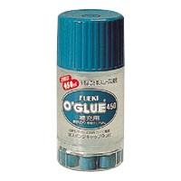 (業務用5セット)フエキ 液状のり オーグルー GH45補充用スポンジ付 ds-1470367