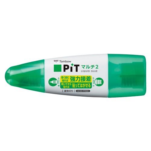 トンボ鉛筆 液体のり ピットマルチ2 PT-MT 【15個セット】