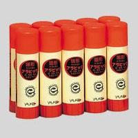 ヤマト 固形アラビック 口紅タイプ お徳用パック 22g YS−22−10S 1セット(120本:10本×12パック)