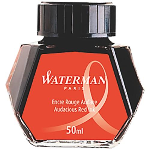 ウォーターマン ウォーターマンボトルインク レッド S2 270 180(S0110730) 00049107 【まとめ買い3個セット】