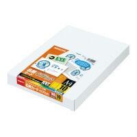 コクヨ (KJ-VC15) インクジェットプリンタ用名刺カード クリアカット 片面用 A4 100枚入☆