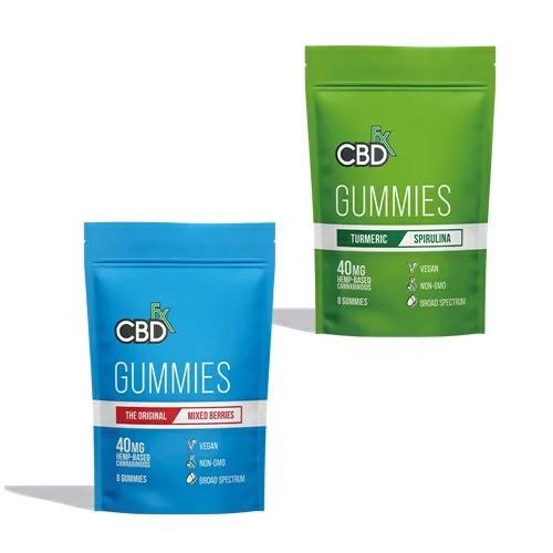 【20%OFFクーポン有】 CBDグミ ぐみ 8個入り CBD200mg 25mg/個 CBDfx cbdオイル ブロードスペクトラム CBDグミ ミックスベリー スピルリ