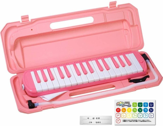 KC キョーリツ 鍵盤ハーモニカ メロディピアノ 32鍵 サクラ P3001-32K/SAKURA