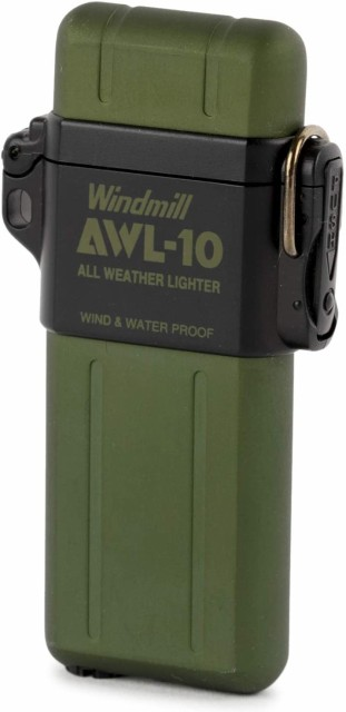 WINDMILL(ウインドミル) ライター AWL-10 ターボ 防水 耐風仕様