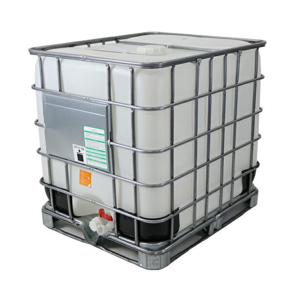 送料無料 タンク IBCタンク UN認証付き パレット付き 1000L 積載荷重2253kg 薬剤タンク 貯水タンク 大型タンク タンク 輸送容器 IBC容器