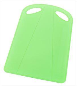 トンボ 折れる まな板 Nグリーン 37×24.5×0.2厚cm