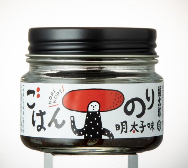 【佃煮】お取り寄せ グルメ 明太子 福太郎 ごはんのり明太子味