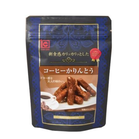 【4個セット】隠れ河原のかりん糖 かりんとうスイーツ (コーヒー) 40g (4970331010725-4)