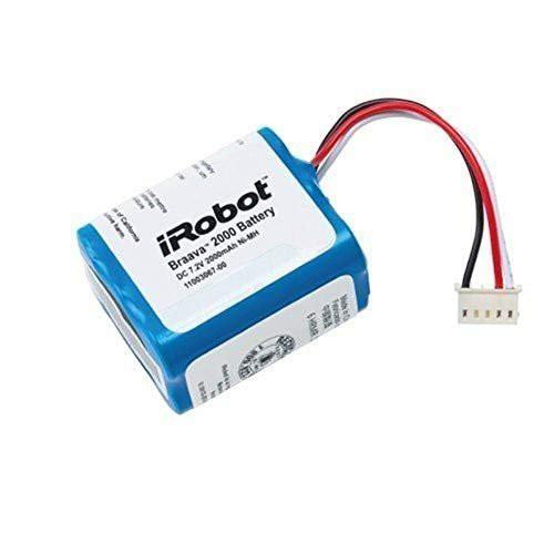 【純正】アイロボット フロアモッピングロボットブラーバ300シリーズ用バッテリー 4449273 国内正規品 iRobot