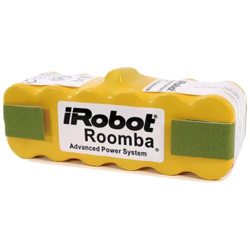 【純正】アイロボット iRobot Roomba ルンバ 交換用 バッテリー 黄色 (500/600/700シリーズ)