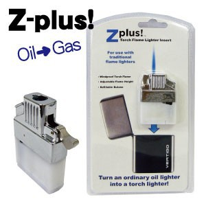 Z-plus 1  ZIPPO 用 ガス ライター ユニット ジッポ ゼットプラス / メール便発送