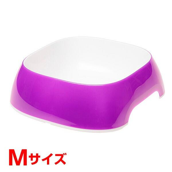 [ファープラスト]ferplast グラム M パープル 犬 猫 エサ入れ 食器 餌皿 軽量 8010690149035 #w-153518-00-00