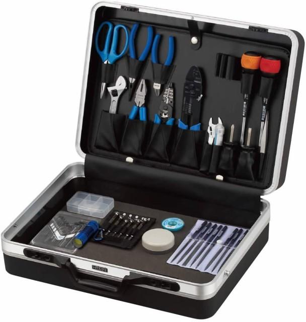 ホーザン(HOZAN) 工具一式 74点セット ハンダゴテ230V S-75-230 送料無料