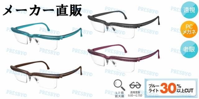 スクリーンプロテクト 度数調節 度数調整 老眼鏡 遠視 UV ブルーライト 拡大鏡 プレスビー アドレンズ ドゥーアクティブ プレゼント シア