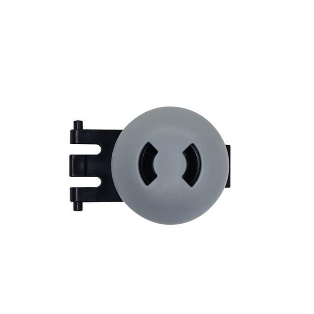 ホース ホースリール オーロラnano用ハンドルセット小(EGY/BK) 交換部品 QR0039 タカギ takagi 公式 安心の2年間保証
