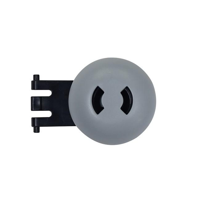 ホース ホースリール オーロラnano用ハンドルセット(EGY/BK) 交換部品 QR0040 タカギ takagi 公式 安心の2年間保証