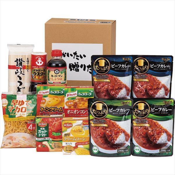 つかいたい贈りたい 便利食品ギフトお得Wセット LTM-40WA 4518544147854