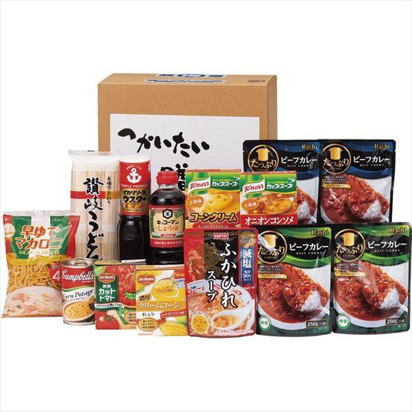 つかいたい贈りたい 便利食品ギフトお得Wセット LTM-50WA 4518544147861