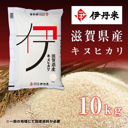 10kg お米 令和2年産 滋賀県産 キヌヒカリ 敬老の日 熨斗承ります きぬひかり 送料無料 白米