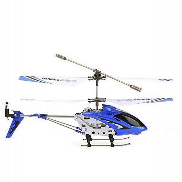 Syma S107G R/C ヘリコプター (青) ラジコン ヘリコプター   誕生日プレゼン プレゼント 男の子 女の子 ギフト