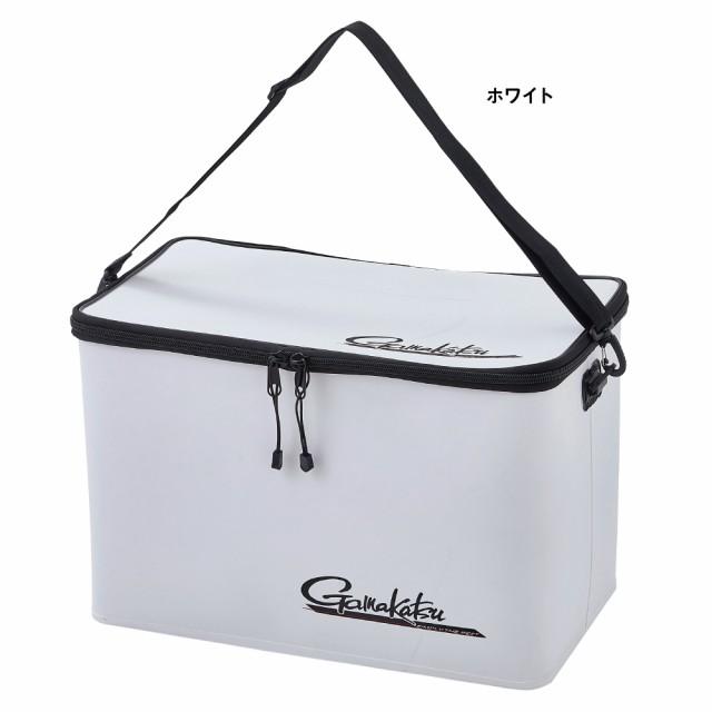がまかつ トランクバッグ(ホワイトスリム) GM2539